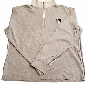 Men's Hugo Boss gray sweater